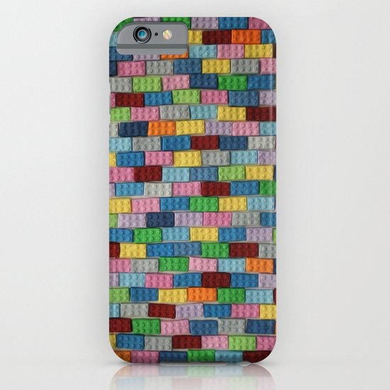 Bricks iPhone & iPod Case