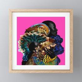 Erzulie Framed Mini Art Print