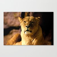pride Canvas Prints featuring Pride by liberthine01