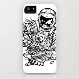 Space Bar iPhone Case