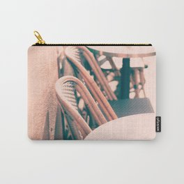 Paris cafe moments Carry-All Pouch