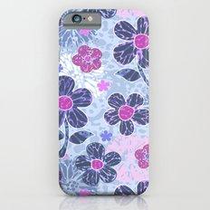 flowers mix iPhone 6s Slim Case