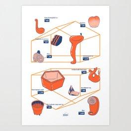 κλαν product poster Art Print