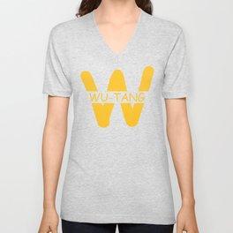 Wu-Tang Sans Unisex V-Neck