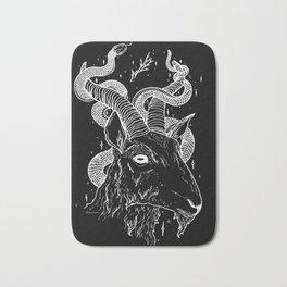Goat God Bath Mat