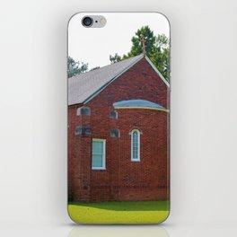 Gold Onion Dome Church iPhone Skin