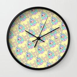 Karmi pattern Wall Clock