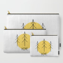 Home Amongst the Trees Carry-All Pouch