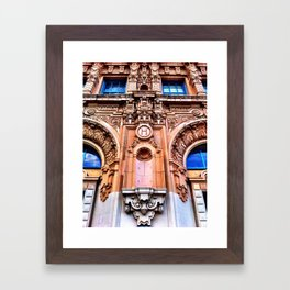 mission.uno Framed Art Print