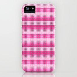 Knitting iPhone Case