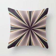 Fractal Pinch in BMAP02 Throw Pillow