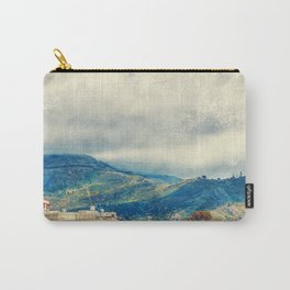 Trapani art 15 Sicily Carry-All Pouch