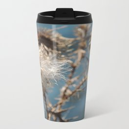 Blowing in the wind Metal Travel Mug