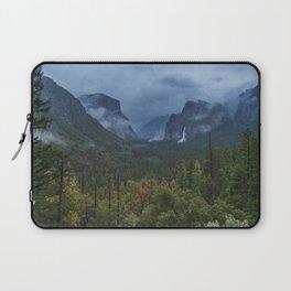 Yosemite Tunnel View Laptop Sleeve