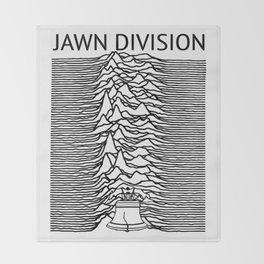 jåwn Throw Blanket