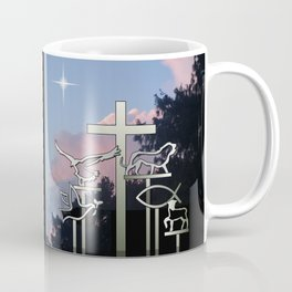 The Coming of the Son of Man Coffee Mug