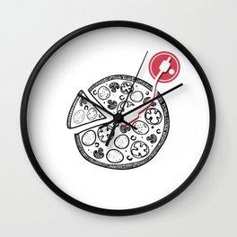 Cheesy Music Wall Clock