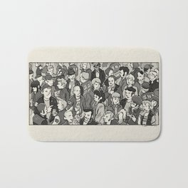 If The Kids Are United Bath Mat