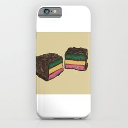 Marzipan Cookies iPhone Case