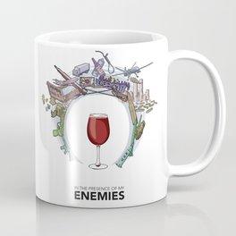 #4 In the Presence of My Enemies Coffee Mug