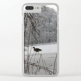 Nature and Animal(s) 2 Clear iPhone Case