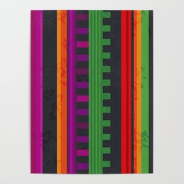 Mexican Pattern Poster