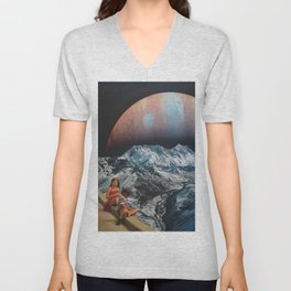 We Float Unisex V-Neck