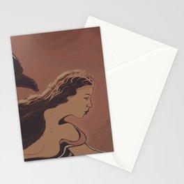 Mermaid / Sketch Stationery Cards