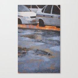 Depois da Chuva Canvas Print