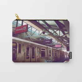 Chicago Transit Carry-All Pouch