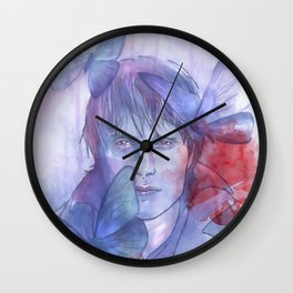 The door Wall Clock