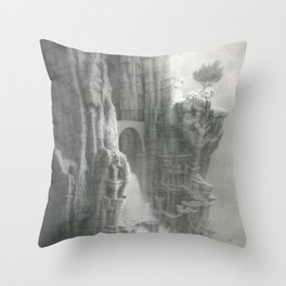 The Gift Within Throw Pillow