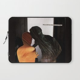 Where did that obsession come from? Laptop Sleeve