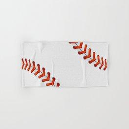 Baseball Hand & Bath Towel