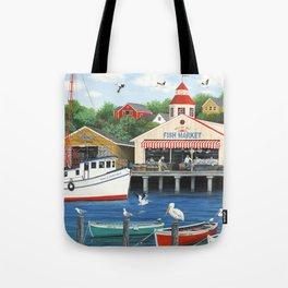 Pelican Bay Tote Bag