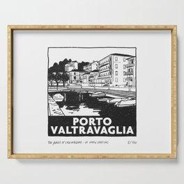 Porto Valtravaglia Serving Tray