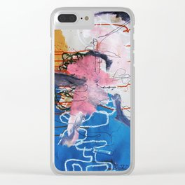 orientational provision Clear iPhone Case