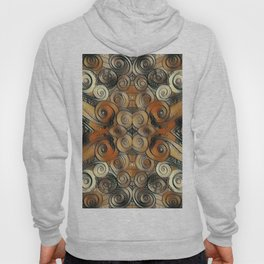 Coiled Metals Hoody