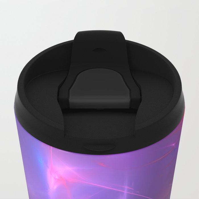 Cosmic Twister Metal Travel Mug