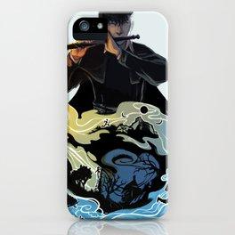 Wit iPhone Case