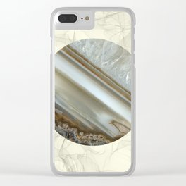 Delphi Clear iPhone Case