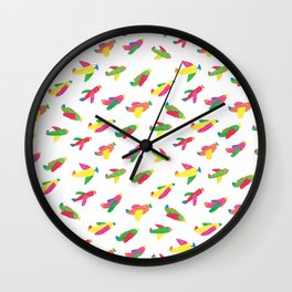 Fly Away Wall Clock