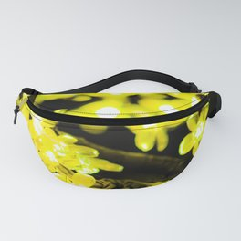 Flowery Lights Fanny Pack