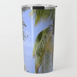 Caribbean lookout Travel Mug