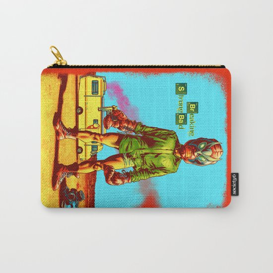 BREAKING STRONG BAD Carry-All Pouch