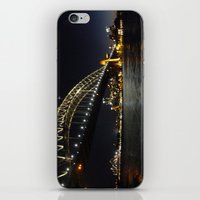 sydney iPhone & iPod Skins featuring Sydney  by Touch-art