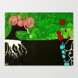 Rotten Tomatoes Canvas Print