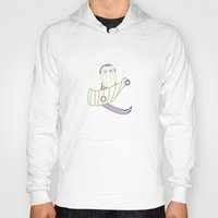 toy story Hoodies featuring Buzz - Disney's Toy Story by DanielBergerDesign