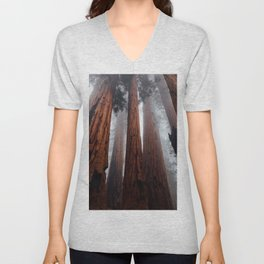 Woodley Forest Unisex V-Neck