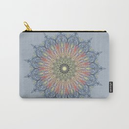 swirl mandala Carry-All Pouch